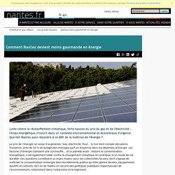 Comment Nantes devient moins gourmande en énergie