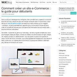 Comment créer un site eCommerce : le guide pour débutants