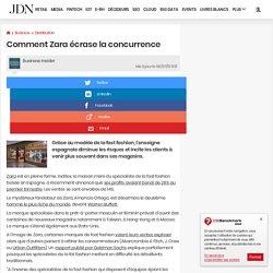 Comment Zara écrase la concurrence