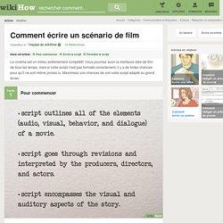Comment écrire un scénario de film: 14 étapes