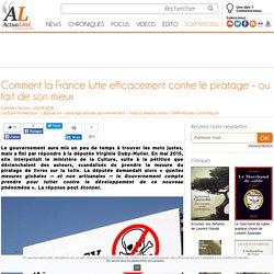 Comment la France lutte efficacement contre le piratage – ou fait de son mieux