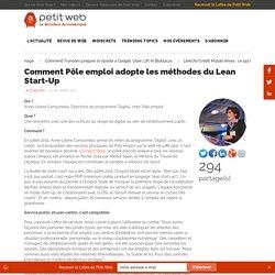 Comment Pôle emploi adopte les méthodes du Lean Start-Up