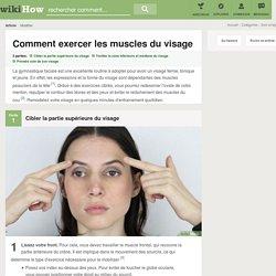 Comment exercer les muscles du visage: 20 étapes