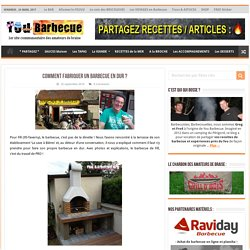 barbecue astuces r cup bricolage pearltrees. Black Bedroom Furniture Sets. Home Design Ideas