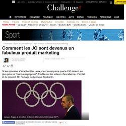 Comment les JO sont devenus un fabuleux produit marketing- 10 août 2012