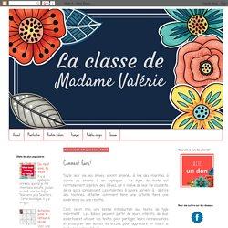 La classe de Madame Valérie: Comment faire?