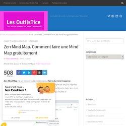 Zen Mind Map. Comment faire une Mind Map gratuitement