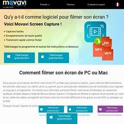 Comment filmer son écran de PC facilement - Movavi