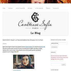 Bandeau foulard turban pearltrees - Comment ranger les foulards ...