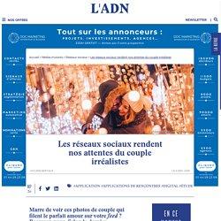 Étude : comment les Français voient l'amour sur les réseaux sociaux