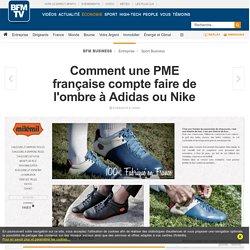 Comment une PME française compte faire de l'ombre à Adidas ou Nike