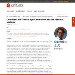 Comment Air France a pris son envol sur les réseaux sociaux