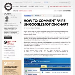 How to: Comment faire un Google Motion Chart » Article » OWNI, Digital Journalism