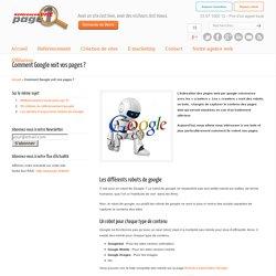 Comment Google voit vos pages ? -