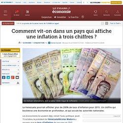 Comment vit-on dans un pays qui affiche une inflation à trois chiffres ?