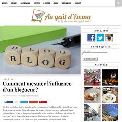 Comment mesurer l'influence d'un blogueur?