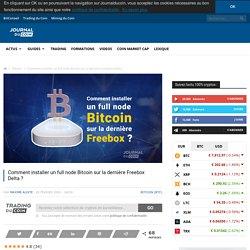 Comment installer Bitcoin sur la Freebox Delta