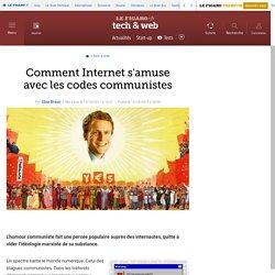 Comment Internet s'amuse avec les codes communistes