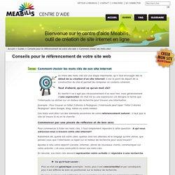 Comment choisir les mots clés de son site internet? Guide Meabilis