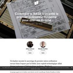 Comment la NASA a inventé le premier ordinateur moderne pour aller sur la Lune