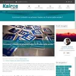 Comment LinkedIn va achever Viadeo en France en 2015