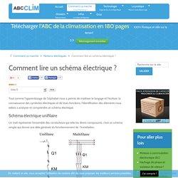 Comment lire un schéma électrique ?