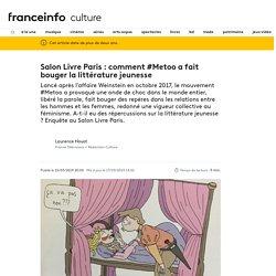 Salon Livre Paris : comment #Metoo a fait bouger la littérature jeunesse