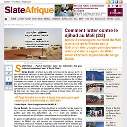Comment lutter contre le djihad au Mali (2/2)