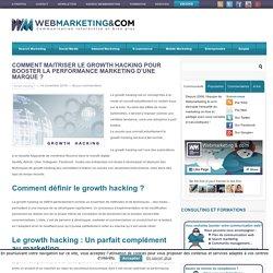 Comment maitriser le growth hacking pour promouvoir une marque