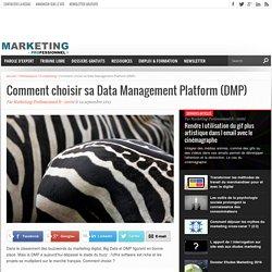 Comment choisir sa Data Management Platform (DMP)