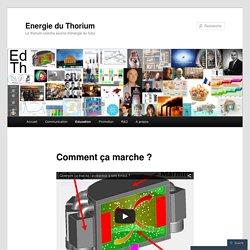 Energie du Thorium