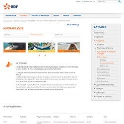 Comment ça marche - Hydraulique - Groupe EDF
