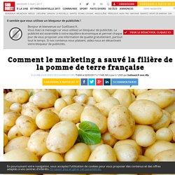 Comment le marketing a sauvé la filière de la pomme de terre française - Sud Ouest.fr
