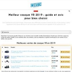 ▷ Comment bien choisir le meilleur casque VR : Avis & classement 2019