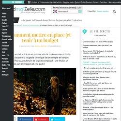 Comment mettre en place (et tenir!) un budget