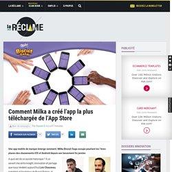 Comment Milka a créé l'app la plus téléchargée de l'App Store