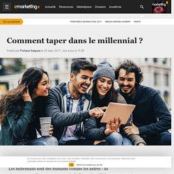 Comment taper dans le millennial ? - Retail