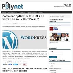 Comment optimiser les URLs de votre site sous WordPress