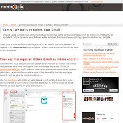 Comment organiser ses e-mails et tâches en listes sous Gmail ?