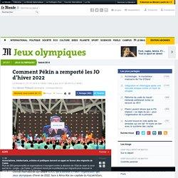 Comment Pékin a remporté les JO d'hiver 2022