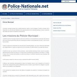 Comment devenir Policier Municipal