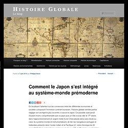 Comment le Japon s'est intégré au système-monde prémoderne « His
