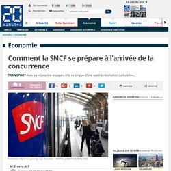 Comment la SNCF se prépare à l'arrivée de la concurrence