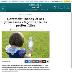 Comment Disney et ses princesses «façonnent» les petites filles