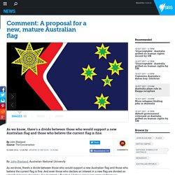 SBS: A proposal for a new, mature Australian flag