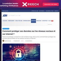 TD : Comment protéger ses données sur les réseaux sociaux et sur internet ?