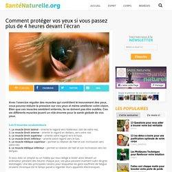 Comment protéger vos yeux si vous passez plus de 4 heures devant l'écran