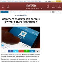 Comment protéger son compte Twitter contre le piratage ?