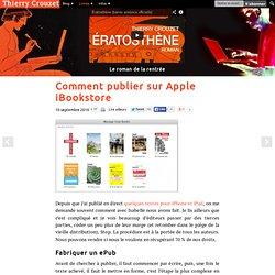 Comment publier sur Apple iBookstore