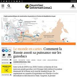 Comment la Russie assoit sa puissance sur les gazoducs